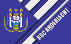 wallpapers RSC Anderlecht 4k Belgian football club