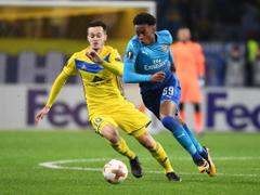 BATE Borisov v Arsenal FC