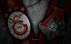 wallpapers Galatasaray vs Lokomotiv Moscow 4k Champions
