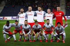 Borussia Dortmund draw FC Salzburg in Europa League Round of 16
