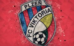 wallpapers FC Viktoria Plzen 4k geometric art logo