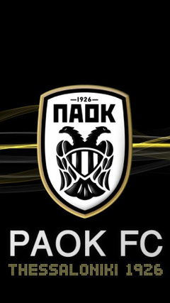 Paok fc thessaloniki 1926 wallpapers