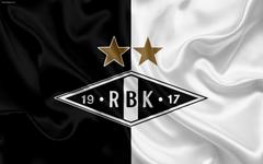 wallpapers Rosenborg BK 4k Norwegian football club