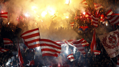 UEFA bans Red Star Belgrade from Champions League