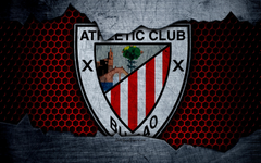 wallpapers Athletic Bilbao 4k La Liga football emblem