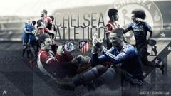 Chelsea FC v Atletico Madrid Wallpapers by AlbertGFX