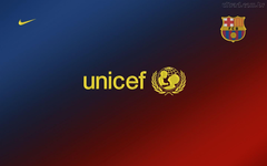 Unicef Barca Wallpapers