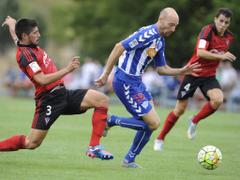 Segunda División Noticias Numancia Alavés y Osasuna siguen
