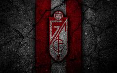 wallpapers 4k FC Granada logo Segunda Division soccer
