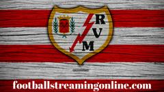 Rayo Vallecano Live Streaming Laliga
