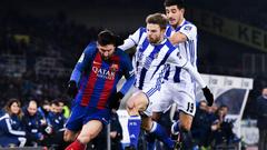 Barcelona v Real Sociedad Betting Enrique s men set to blow the