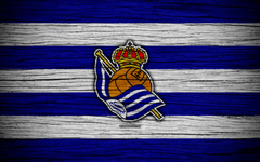 wallpapers FC Real Sociedad 4k Spain LaLiga wooden