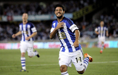 Real Sociedad s Carlos Vela to Sign With LAFC as First DP Fut Mex