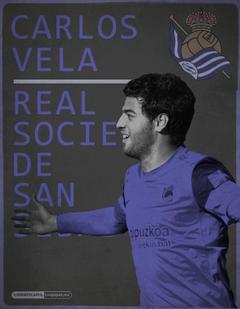 Ligrafica MX Carlos Vela Real Sociedad 18072013CTG