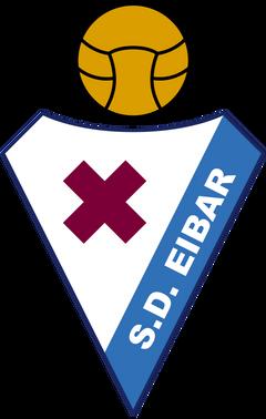 SD Eibar Logos