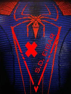 Gorriteando un poco SPIDERMAN CON SD EIBAR
