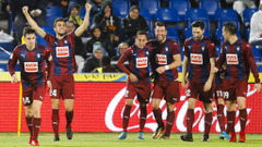 LaLiga Europe s most in form team is Eibar