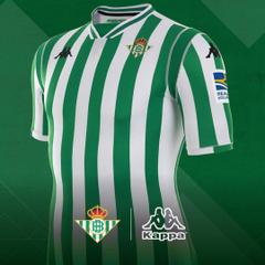 Real Betis 2018 19 Home Football Kits Shirts