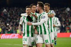 Real Betis and Barcelona could serve up a real treat