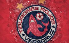 wallpapers Veracruz FC Tiburones Rojos de Veracruz 4k