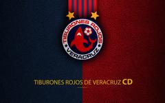wallpapers Veracruz FC CD Tiburones Rojos de Veracruz 4k