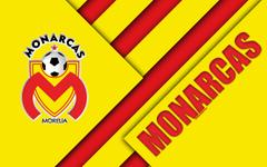 wallpapers Monarcas FC 4K Mexican Football Club material