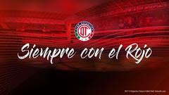 Toluca FC na Twitteri