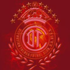 Club Deportivo Toluca El glorioso escudo de los diablos