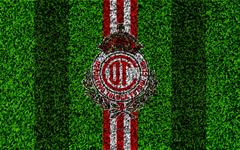 wallpapers Deportivo Toluca FC 4k football lawn logo
