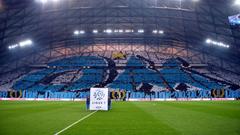 Marseille Le Nouveau Stade Vélodrome plein