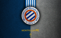 wallpapers Montpellier FC FC 4K French football club