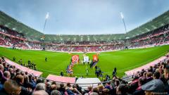 Stade Auguste Delaune Reims