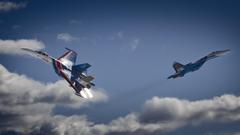 Aerobatics aerobatic teams russian air force jets wallpapers