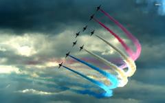 Aerobatic air show wallpapers