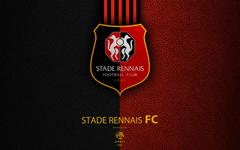wallpapers Stade Rennais FC 4K French football club