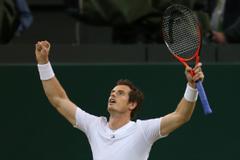 Andy Murray 2013 Wimbledon Final