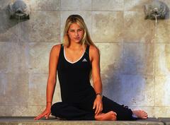 Wallpapers Anna Kournikova Tennis player Russian 4K Sports