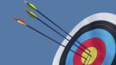 Image For Archery Target Wallpapers