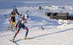 wallpapers 2560x1600 kaisa makarainen finnish biathlete