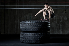 Wallpapers Men crossfit workout Tire Image