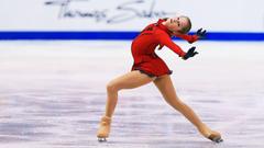 HD Julia Lipnitskaia Figure Skating Player Wallpapers
