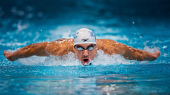 Wallpapers 1920x1080 Michael phelps Swimmer Olympian