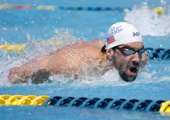 Michael Phelps No on emaze