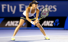 wallpapers Martina Hingis 4k WTA match tennis players