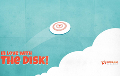 Frisbee disk wallpapers