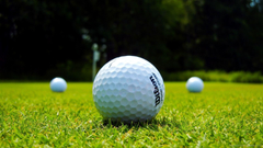 Three Wilson Golf Balls Wallpapers For Blackberry Curve