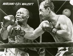 Rocky Marciano vs Jersey Joe Walcott I 9 23 1952 Heavyweight