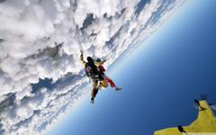 Skydiving HD desktop wallpapers High Definition Fullscreen Mobile
