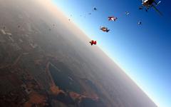 Wallpapers for Desktop skydiving