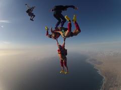 K Ultra HD Skydiving Wallpapers